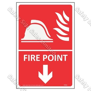 CYO|FFE05 Fire Point Label