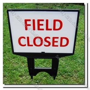 CYO|A20 - Field Closed