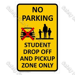 CYO|CS07 No Parking Sign