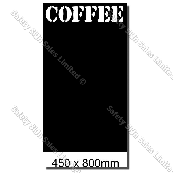 CYO|BB03 Blackboard Sign 500 x 600mm