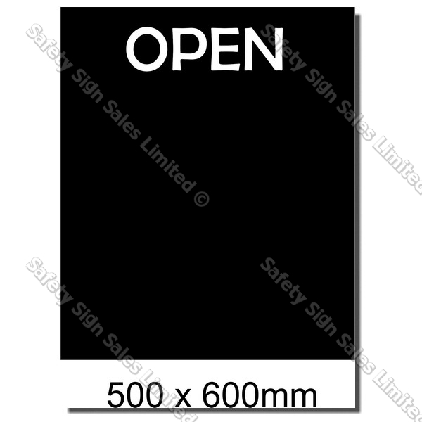 CYO|BB02 Blackboard Sign 450 x 800mm