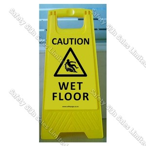 WG97 - Wet Floor Sign