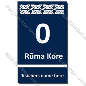 CYO|MN00 - Maori Room Number 0