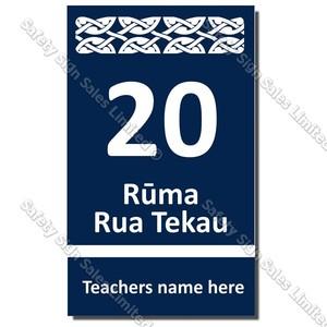 CYO|MN20 - Maori Room Number 20