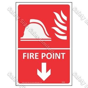 CYO FFE05 Fire Point Label