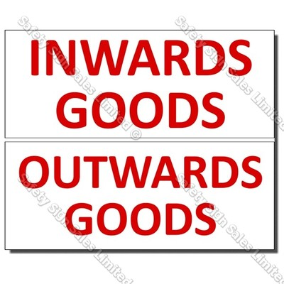 CYO|S00A - INWARDS GOODS & OUTWARDS GOODS