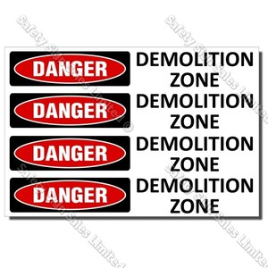 CYO|S05 - Site Safe Signs