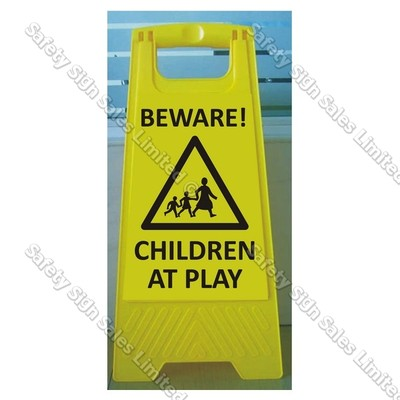 CYO|WG98 Beware Children at Play
