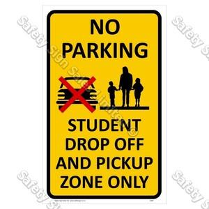 CYO|CS07 No Parking Sign
