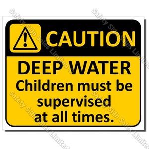 CYO|SP05 - Deep Water Sign