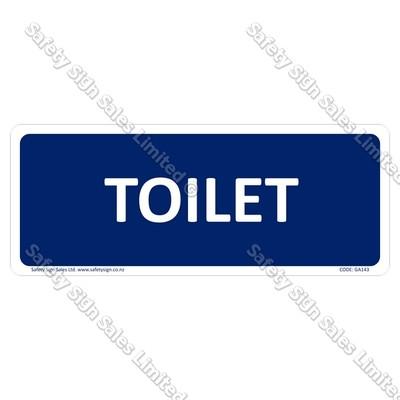 CYO|GA143 - Toilet Sign
