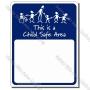 CYO|KSBlank - Custom Made Child Safe Sign
