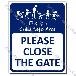 KS1 – Please Close the Gate