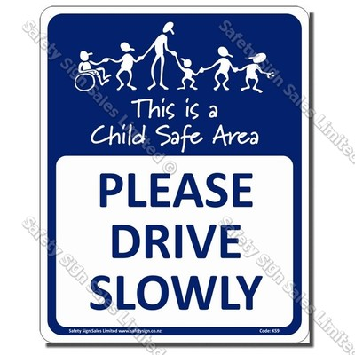 CYO|KS9 - Please Drive Slowly