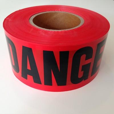 T01 - Danger Tape 75mm x 300m