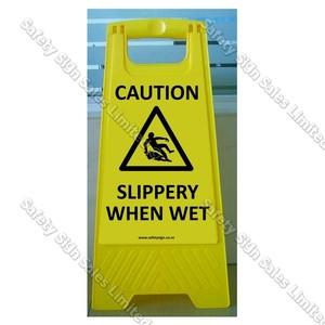 CYO|WG98 Slipppery When Wet Sign