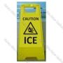 CYO|WG98 Caution. Ice Sign
