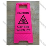 WG98 - Slippery When Icy PINK