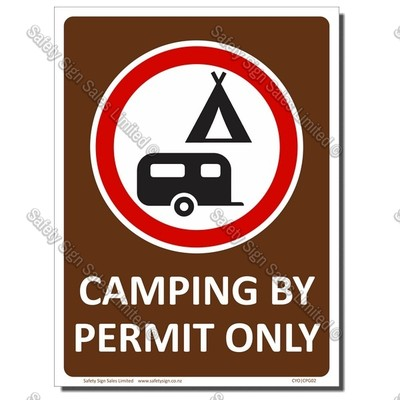 Outdoor / Campground Signs