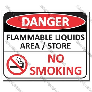 PC54 - Flammable Liquid Area/Store