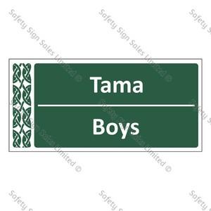 Boys | Tama - ME003