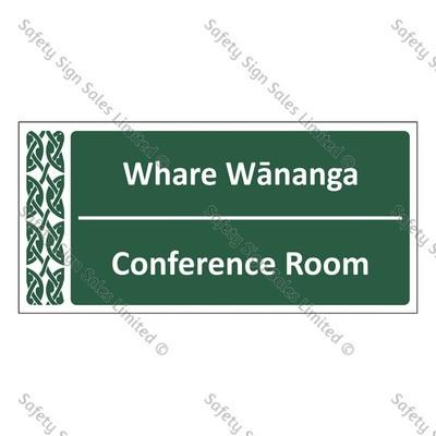 Conference Room | Whare Wānanga - ME006