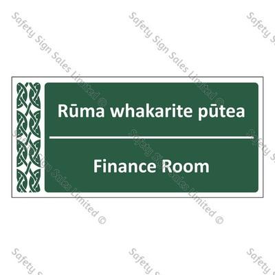 Finance Room | Rūma whakarite pūtea ME009