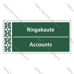 Accounts | Ringakaute - ME009A