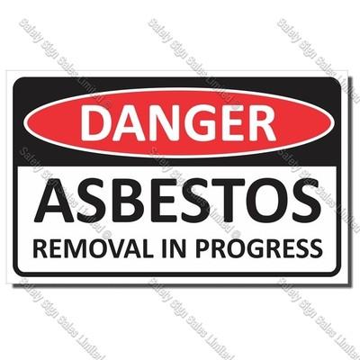 CYO|DA24 - Asbestos Sign