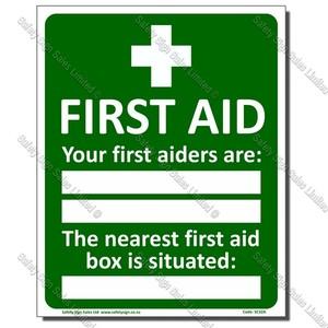 CYO-SC32A - First Aid Sign