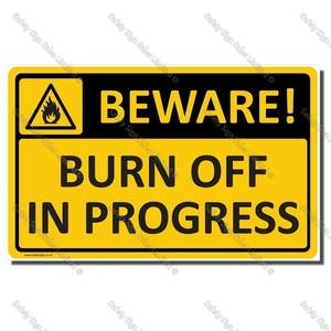 CYO|BA01 - Burn off in Progress