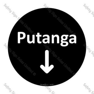 CYO|A42 Putanga Sign | Exit