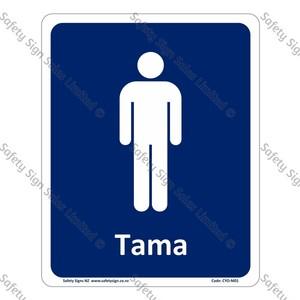 CYO|M01 - Tama Sign | Boys