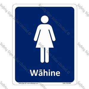 CYO|M04 Wāhine Sign Women