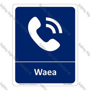 CYO|M05 - Waea Sign Telephone