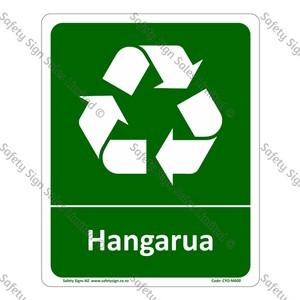 CYO|M600 - Hangarua Sign Recycling