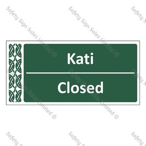Closed | Kati - ME048