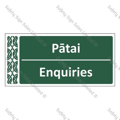 Enquiries | Pātai - ME052