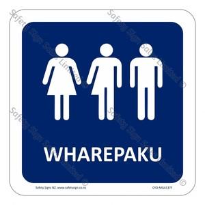 CYO|MGA137F - Wharepaku Sign