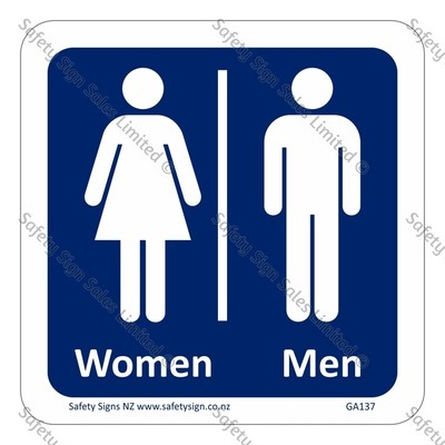 GA137 – Men Women Sign