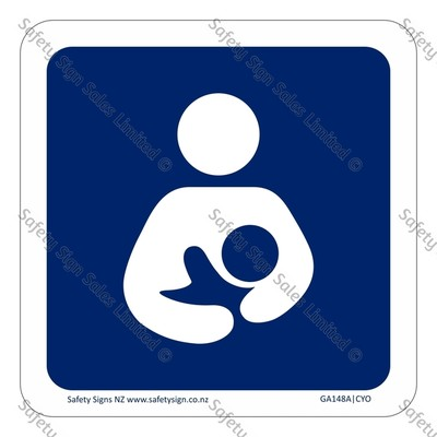 CYO|GA148A – Breastfeeding Sign