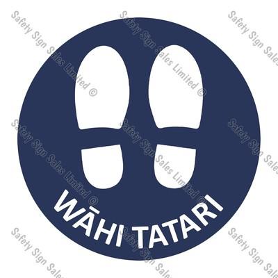 CYO|CVM30 - Wāhi Tatari - Floor Queue Point Labels