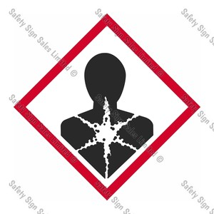 CYO|DG6B - Chronic Toxic Dangerous Good Sign