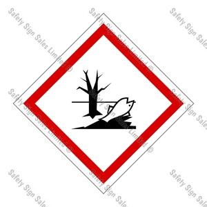 CYO DGET - Ecotoxic Sign/Label