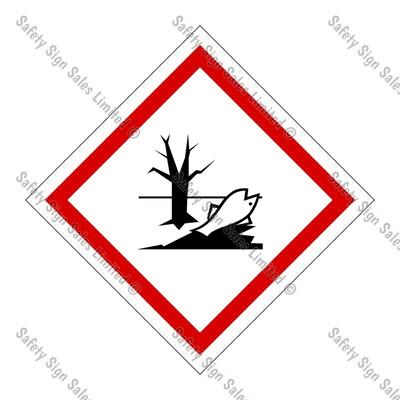 CYO|DGET - Ecotoxic Sign/Label