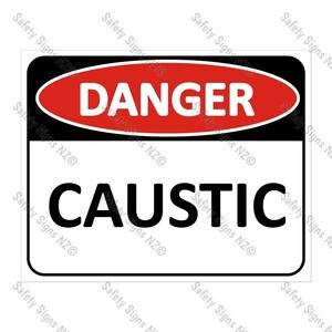 CYO|DA19 - Caustic Sign