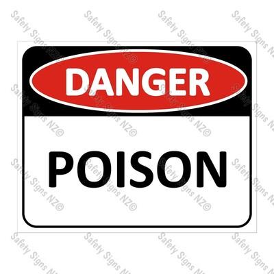 CYO|DA20 - Poison Sign