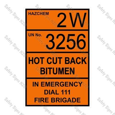 CYO|HZ12 - 2W 3256 Hot Cut Back Bitumen