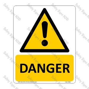 CYO WA81 – Danger Sign