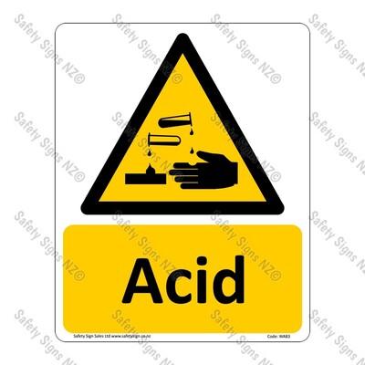 CYO|WA83 – Acid Sign